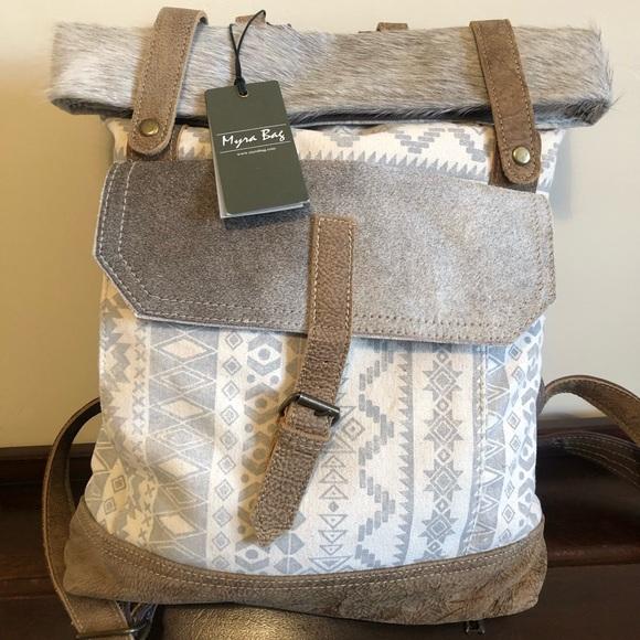 Myra Bag Bags Myra Bag Classy Backpack Poshmark Myra provides a wide range of canvas, leather & hair on products. poshmark